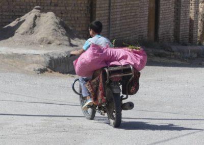 151. Route vers Mashhad - Les Mollalpagas en cavale (1)