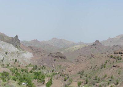 151. Route vers Mashhad - Les Mollalpagas en cavale (73)