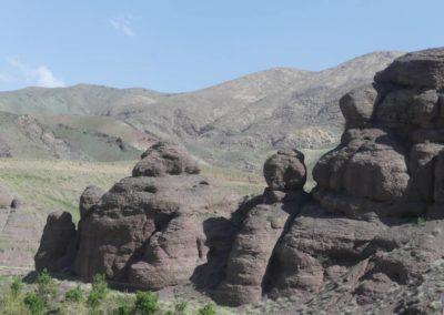 151. Route vers Mashhad - Les Mollalpagas en cavale (80)