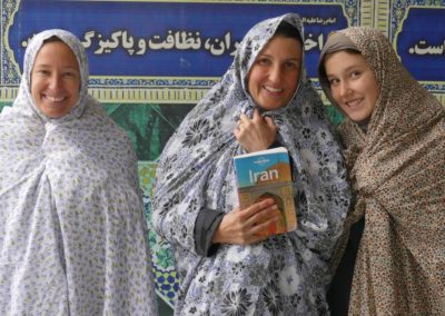 152. Mashhad - Les Mollalpagas en cavale (10)