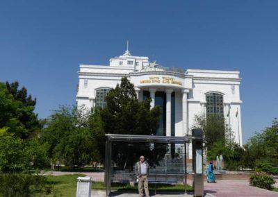 153. Turkménistan - Les Mollalpagas en cavale (104)