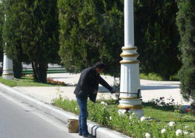 153. Turkménistan - Les Mollalpagas en cavale (105)