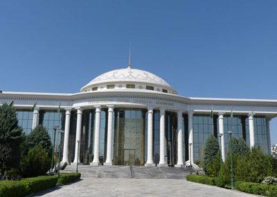 153. Turkménistan - Les Mollalpagas en cavale (114)