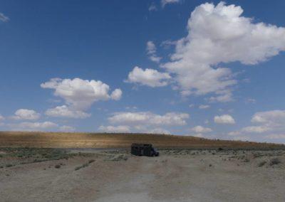 153. Turkménistan - Les Mollalpagas en cavale (137)