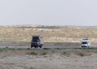 153. Turkménistan - Les Mollalpagas en cavale (140)