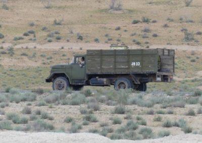 153. Turkménistan - Les Mollalpagas en cavale (152)