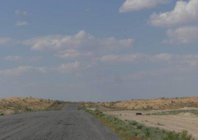153. Turkménistan - Les Mollalpagas en cavale (156)
