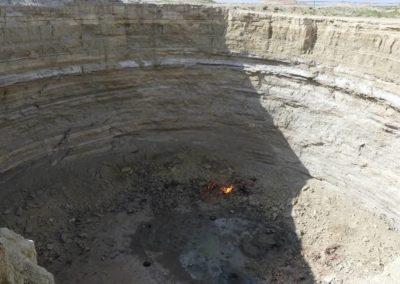 153. Turkménistan - Les Mollalpagas en cavale (162)