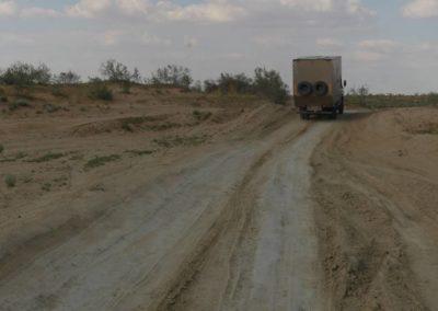 153. Turkménistan - Les Mollalpagas en cavale (181)