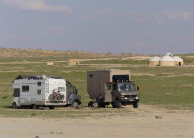 153. Turkménistan - Les Mollalpagas en cavale (191)