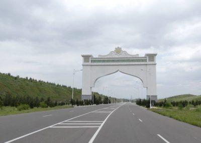 153. Turkménistan - Les Mollalpagas en cavale (27)