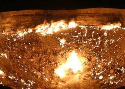 153. Turkménistan - Les Mollalpagas en cavale (278)