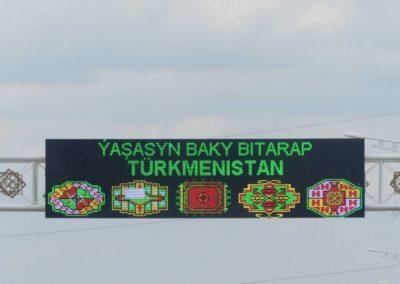 153. Turkménistan - Les Mollalpagas en cavale (29)