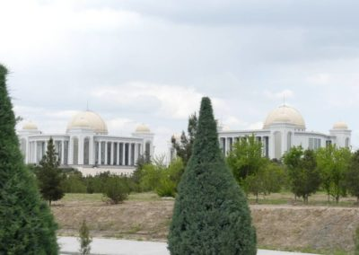 153. Turkménistan - Les Mollalpagas en cavale (31)