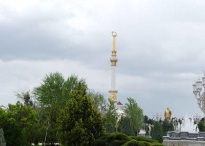 153. Turkménistan - Les Mollalpagas en cavale (34)
