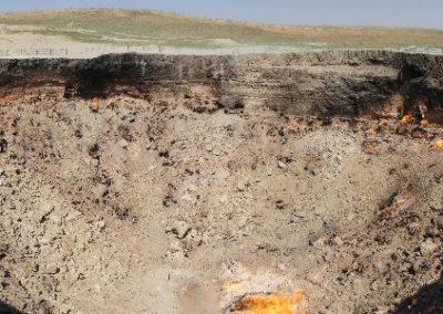 153. Turkménistan - Les Mollalpagas en cavale (352)