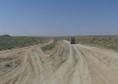 153. Turkménistan - Les Mollalpagas en cavale (361)