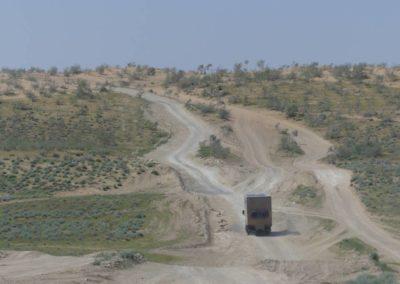 153. Turkménistan - Les Mollalpagas en cavale (365)