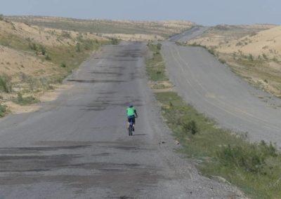 153. Turkménistan - Les Mollalpagas en cavale (399)