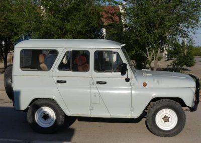 153. Turkménistan - Les Mollalpagas en cavale (406)