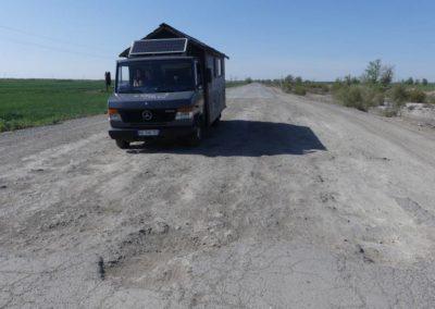 153. Turkménistan - Les Mollalpagas en cavale (421)