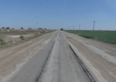 153. Turkménistan - Les Mollalpagas en cavale (427)