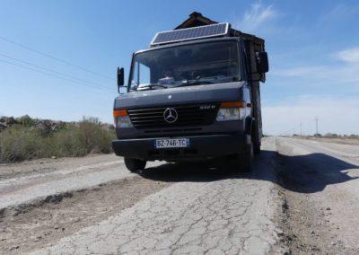 153. Turkménistan - Les Mollalpagas en cavale (443)