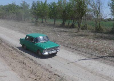 153. Turkménistan - Les Mollalpagas en cavale (452)