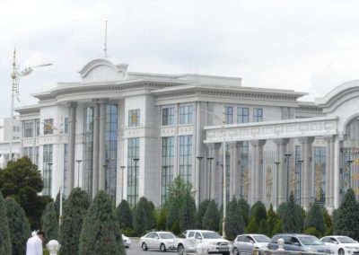 153. Turkménistan - Les Mollalpagas en cavale (47)