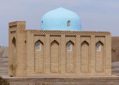 153. Turkménistan - Les Mollalpagas en cavale (485)