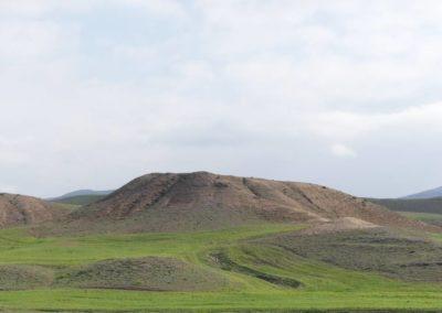 153. Turkménistan - Les Mollalpagas en cavale (6)