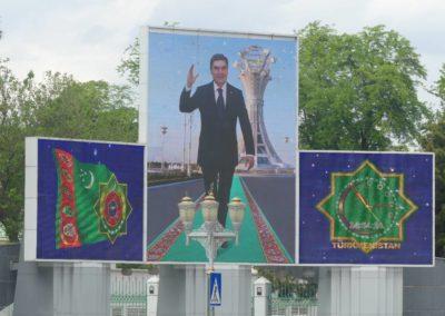 153. Turkménistan - Les Mollalpagas en cavale (62)