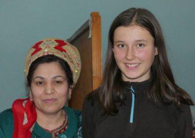 153. Turkménistan - Les Mollalpagas en cavale (88)