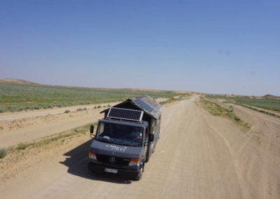 153. Turkménistan - Les Mollalpagas en cavale - Photo Gali et compagnie (11)