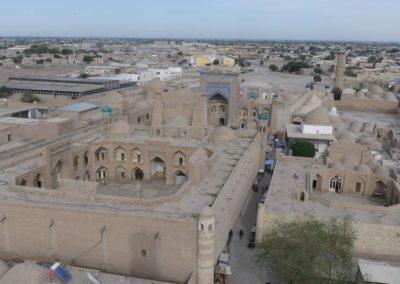 156. Khiva - Les Mollalpagas en cavale (105)