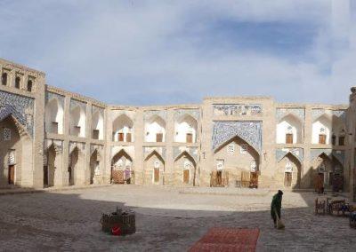 156. Khiva - Les Mollalpagas en cavale (124)
