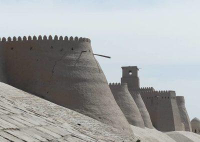 156. Khiva - Les Mollalpagas en cavale (15)