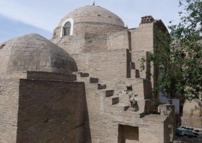 156. Khiva - Les Mollalpagas en cavale (219)