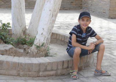 156. Khiva - Les Mollalpagas en cavale (222)