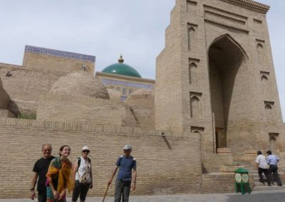 156. Khiva - Les Mollalpagas en cavale (266)