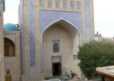 156. Khiva - Les Mollalpagas en cavale (294)