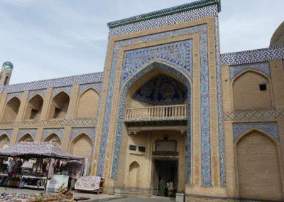 156. Khiva - Les Mollalpagas en cavale (296)