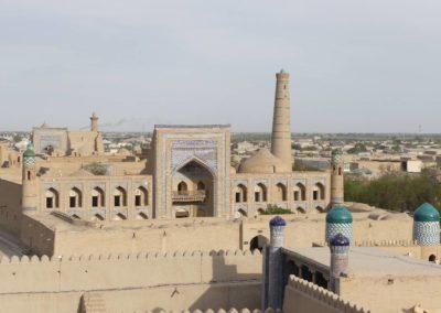 156. Khiva - Les Mollalpagas en cavale (350)