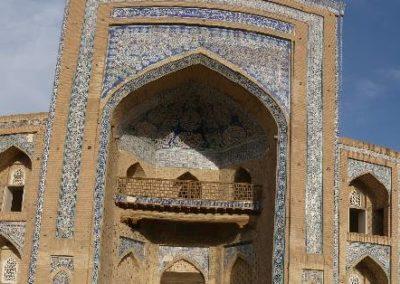 156. Khiva - Les Mollalpagas en cavale (358)