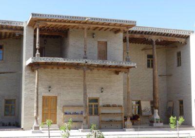 156. Khiva - Les Mollalpagas en cavale (373)