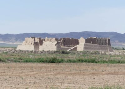 157. Forteresses du désert - Les Mollalpagas en cavale (5)