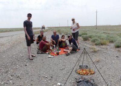 159. Route vers Kyzylkum - Les Mollalpagas en cavale (11)