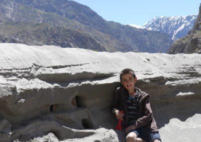 166. M41 de Kalaikum à Khorog - Les Mollalpagas en cavale (220)
