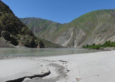 166. M41 de Kalaikum à Khorog - Les Mollalpagas en cavale (65)
