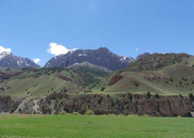 170. Route vers Osh - Les Mollalpagas en cavale (60)